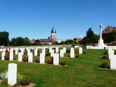 Fromelles (Pheasant Wood) Cemetery_website