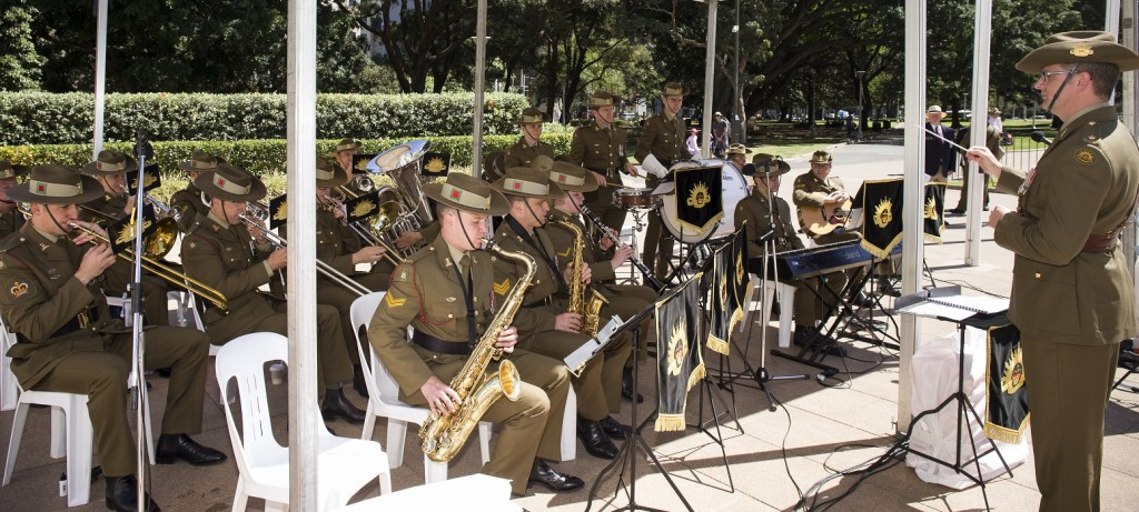 ANZ_YPRES_2017_006c Gathering Songs - Australian Army Band Sydney with Major Matt Chilmaid