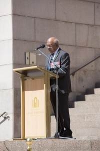 ANZ_YPRES_2017_082 Acknowledgement of Country - Harry Allie BEM