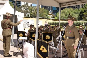 ANZ_YPRES_2017_194c Abide with Me - led by Amelia Johnson with the Australian Army Band Sydney
