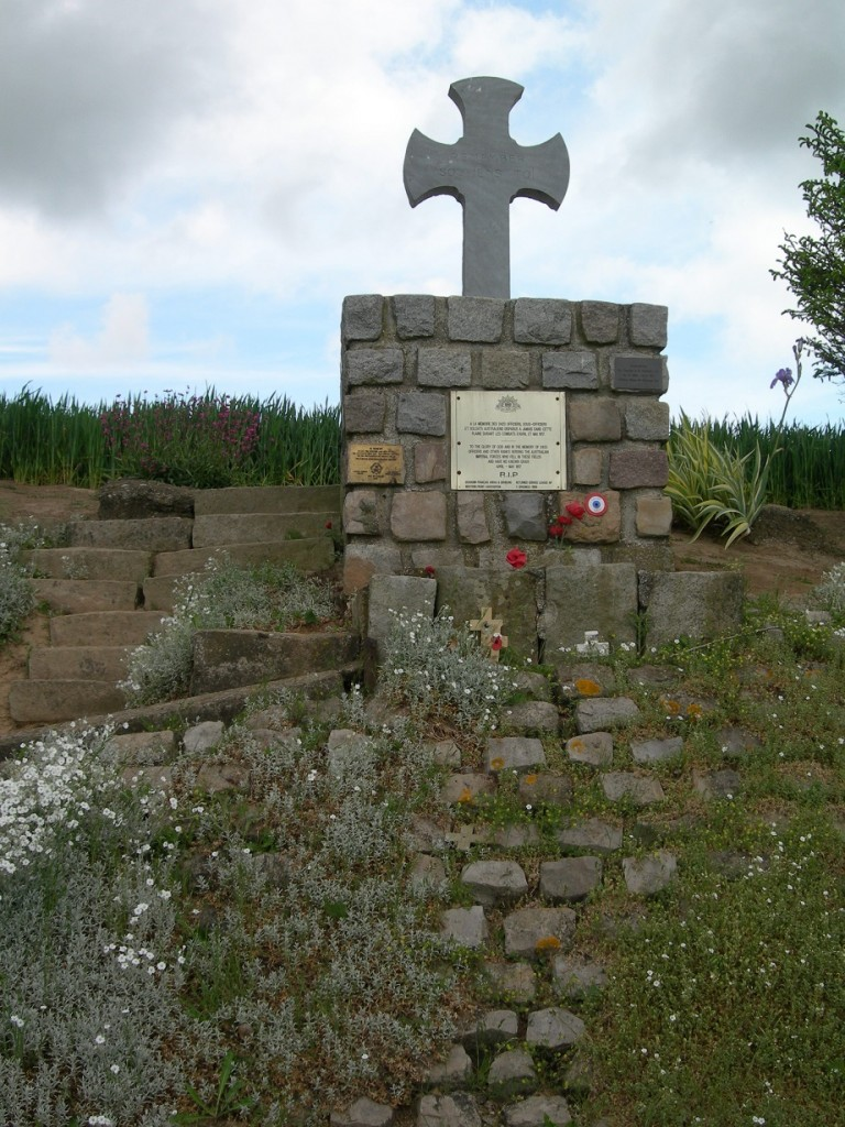 Bullecourt Little Cross