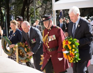 2016 07 19 Fromelles Day Sydney_0341 wreath laying small