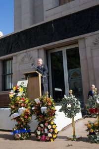 ANZAC Memorial Fromelles Day Russell Curley