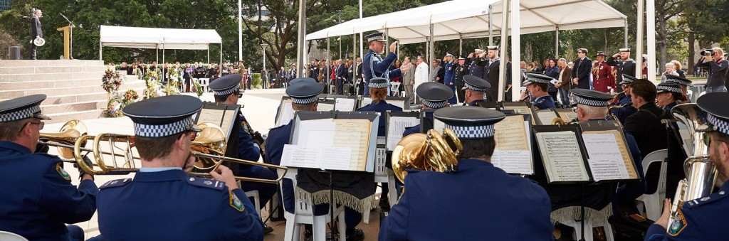 ANZ_Fromelles__2018_310 National Anthems NSW Police Band