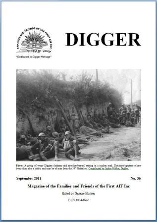 DIGGER 36 cover website