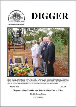 DIGGER 38 cover website